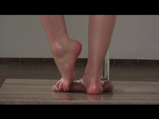Lady latisha footjob