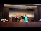 Ария Керубино из оперы