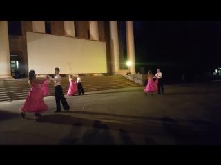 Концерт в городе Жуковском посвященный песням из советского кино