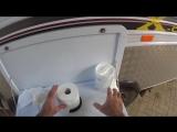 3 ВАРИАНТА ХРАНЕНИЯ ТУАЛЕТНОЙ БУМАГИ How to Make 3 very Simple Camping Toilet Paper Holders, Camping Gear DIY, Keep one in your