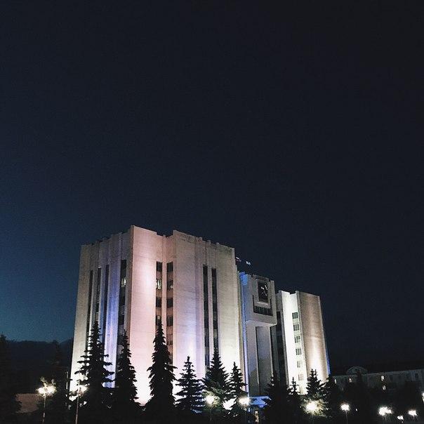Красивый Саранск.