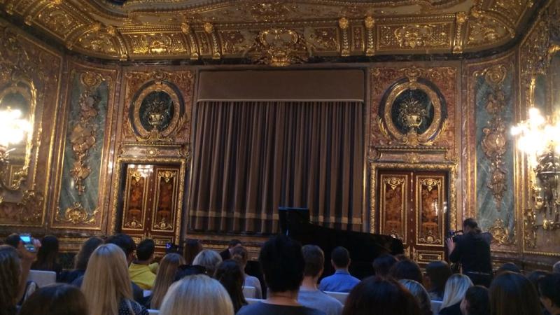 Фортепианный концерт «Белые ночи. Inside» композитора Романа Халилулина.