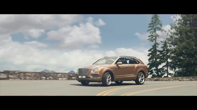 Bentley Bentayga Launch Film _ Бентли Бентайга