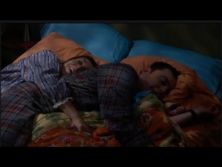 Шелдон спит прикол (Теория Большого Взрыва)