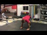 Упражение для Пресса, мышц Спины и Ягодиц  [ Круговая Тренировка ]  Тренировка в Зале - TotalFit