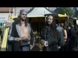 Interwiews mit Saltatio Mortis - Feuertanz Festival 2005 - Burg Abenberg Official Interview 2005