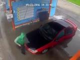 Как НЕ НАДО мыть машину