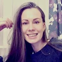 Анкета Кристина Павлюченкова
