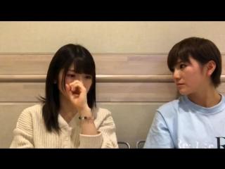 170224 Showroom - AKB48 Team 4 Okada Nana 1633