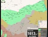 Продвижение про-турецких боевиков в рамках турецкой операции