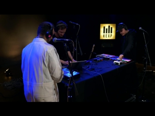 Moderat - Full Performance (Live on KEXP)