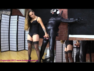 Bratprincess 2 - sasha foxxx [fox handjob sex femdom mistress orgasms госпожа milking bondage доминирование female дрочка bdsm ]