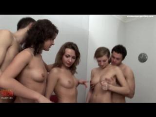 порно студенческие групповушки