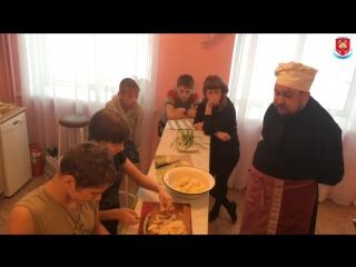 Постная кухня с отцом Антонием