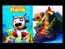 МОЙ ГОВОРЯЩИЙ ХЭНК 120 Говорящий Том и Анджела мультик игра видео для детей