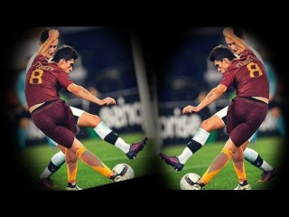 Diego Perotti Gol di Rabona | All Replay 2016/2017