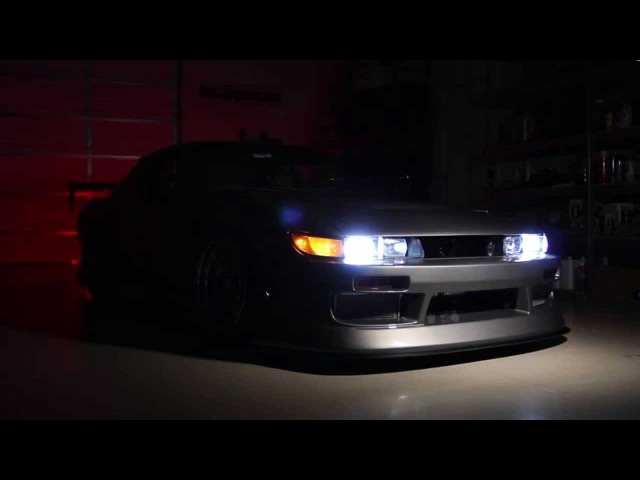 MBN SPORTS Justin Derendal's LS7 240SX Street Sweeper Gang