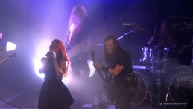 EPICA -LIVE- The Last Crusade, Quantum Enigma Tour 2015, HQ-HD SOUND