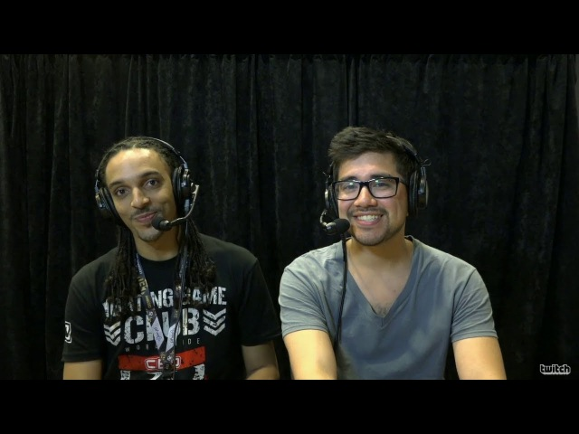 Injustice 2 Pro Series CEO 2017 Day 1 (Pools) Ft SonicFox, Theo, Madzin, and Scar