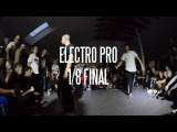 La Fresh vs. Ermak  Electro PRO 18  OH MY STYLE