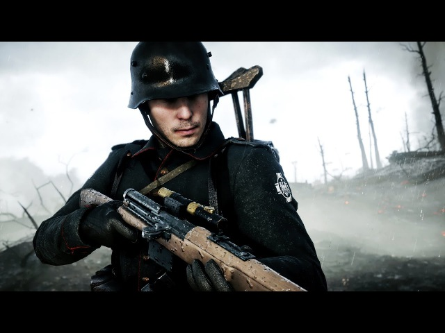 Battlefield 1 Stealth Mission Gameplay Campaign