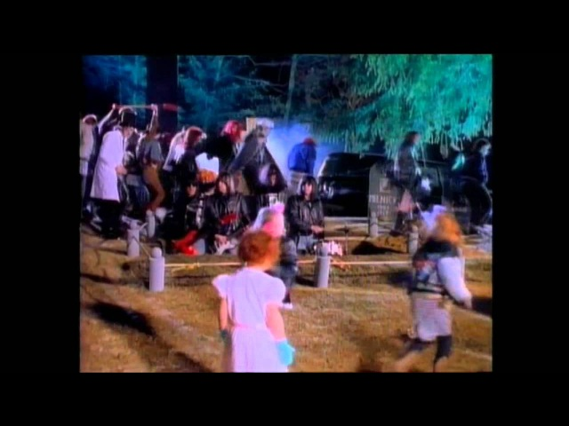 The Ramones - Pet Sematary Official Video 1989 HD version - all rights recognised