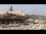 Сирия. +18. 15.01.2017 - 01.02.2017. САА сражается с бармалеями к северо-востоку от Алеппо