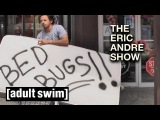Bed Bugs The Eric Andre Show SEASON 4 PREVIEW Adult Swim