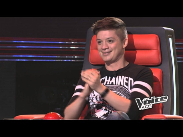 The Voice Kids Philippines Blind Audition Dont Stop Believing by Nathan