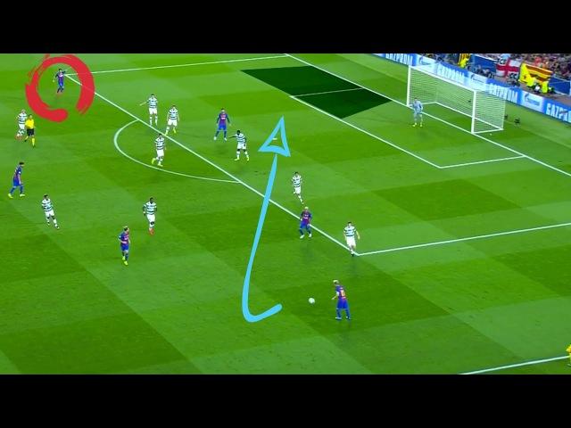 Lionel Messi ● Utimate Passing Skills 2016 2017