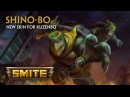 SMITE New Skin for Kuzenbo Shino bo