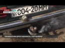 Мешканець Черкащини створив Mercedes на дровах