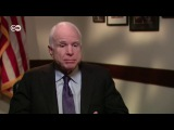 Джон Маккейн Путин - убийца, бандит и продукт КГБ. Сенатор США в программе