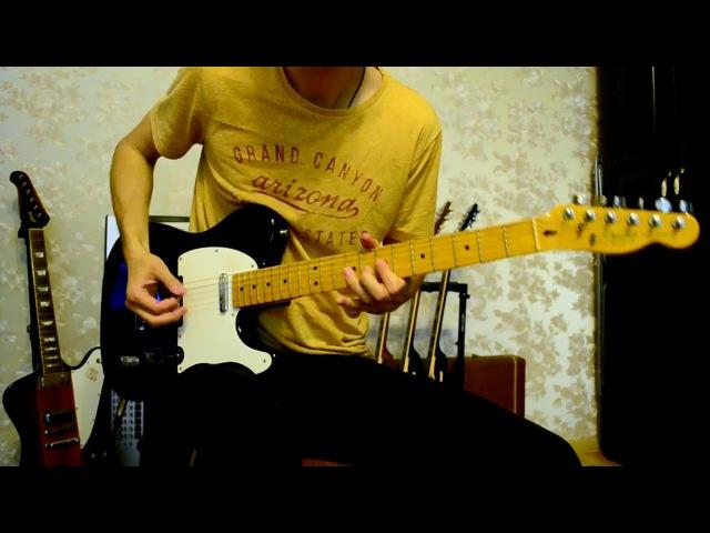 Crazy Lixx - My Medicine (R.O.C.K) guitar solo