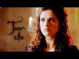 Morgana Pendragon Teen Idle