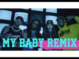 Zendaya - My Baby Remix (ft. TY$, Bobby Brackins, &amp Iamsu!)