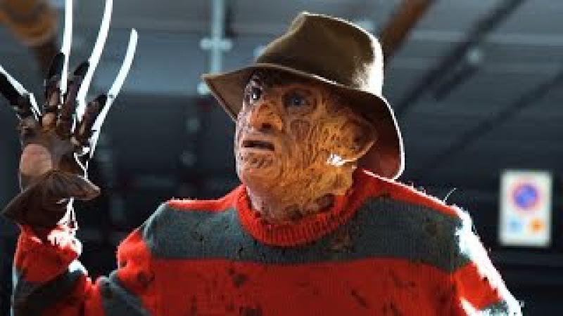 Freddy Krueger - Nightmare Scare Prank