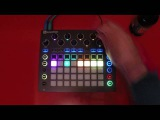 First session with Novation Circuit