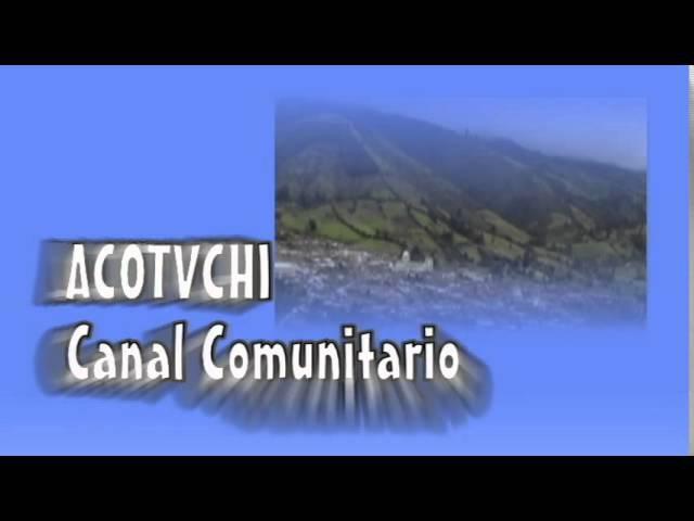 ACOTVCHI CANAL 4 DE TV CHITAGÁ