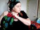Українська хустка стиль Нєсравнєнная Солоха 1