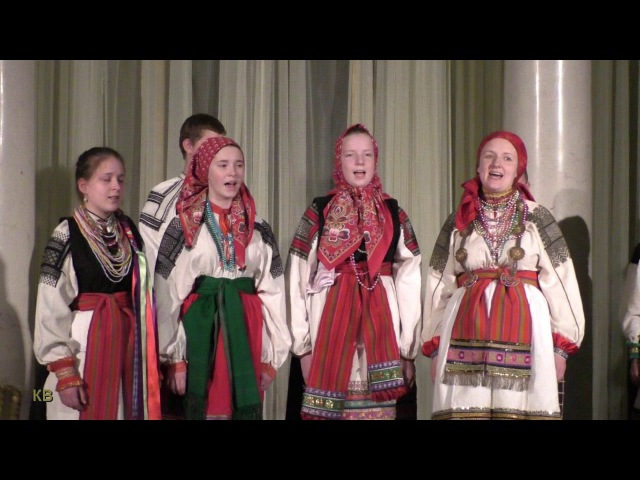 Канарейка. Семик -Троица, Богородица. Русский фольклор.