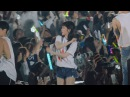 종현 보고 놀란 배주현(아이린) 레드벨벳(RedVelvet) ,Shinee 샤이니@170708 SM 콘서트 [4k Fancam직캠