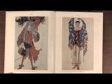 ASMR Page turning  Художники русского театра 1880 - 1930. Джон Эллис Боулт. 1990 г.