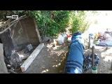 Ползучее отступление: видео с оставленных позиций ВСУ