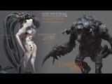 Creature Design in ZBrush with Kurt Papstein - Part 1