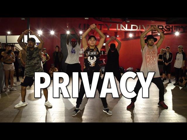 Chris Brown - Privacy - Choreography by Alexander Chung | Filmed by @RyanParma
