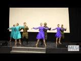 Танцевальный коллектив МЭСИ в конкурсе