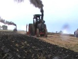 110 HP Case Steam Engine Plowing