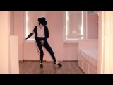 Michael Jackson Billie Jean (7 eras) - Leona Jackson