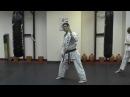 Каратэ ОКИНАВА КЭМПО:СЭНАКА НО КИТАЭ/Тренировка для спины